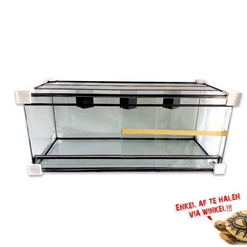 Glas Terrarium 120x50x50cm