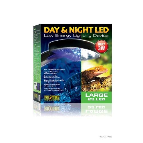 Day & Night Led 22x Wit - 2x Blauw