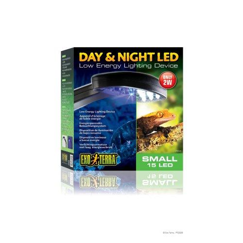 Day & Night Led 14x Wit - 1x Blauw