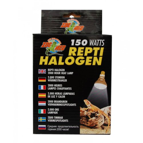 Repti Halogen Heat Lamp 150W