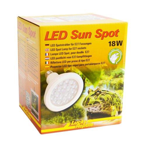 LED Sun Spot E27 18W