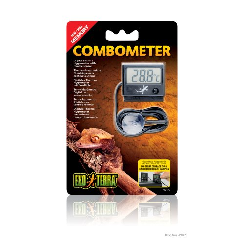 Combometer - Digital Thermometer and Hygrometer
