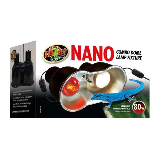 Nano Combo Dome Lamp Fixture 80W