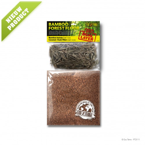 Bamboo Forest Floor 4 4l Bamboo Leaves Amp Coconut Husk