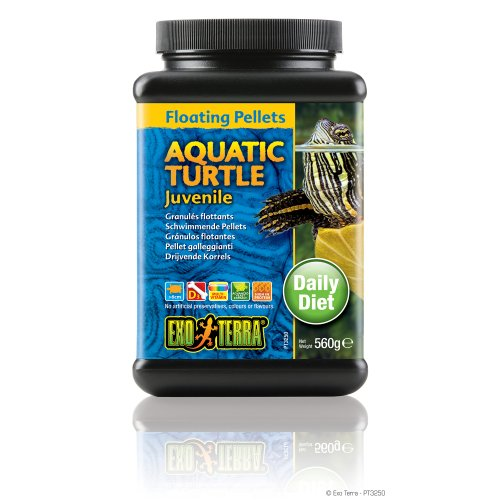 Floating Pellets Aquatic Turtle Juvenile 560gr
