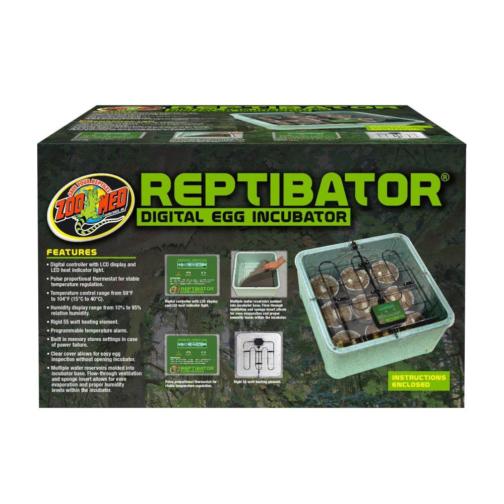 Reptibator Digital Egg Incubator Ri 10e Anaconda Reptiles