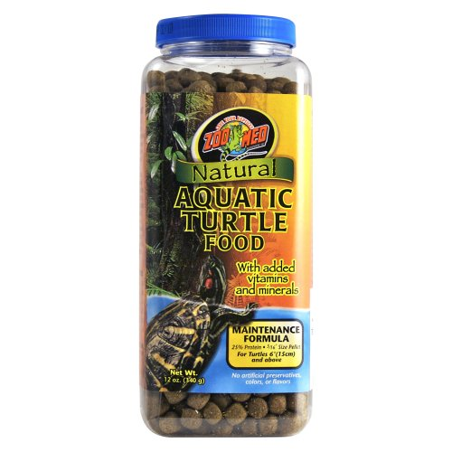 Aquatic Turtle Food Maintenance 340gr