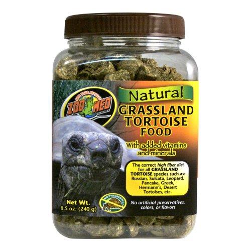 Natural Grassland Tortoise Food 241gr