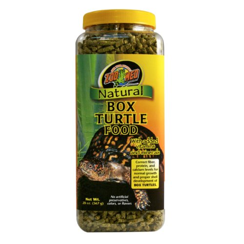 Natural Box Turtle Food 567gr