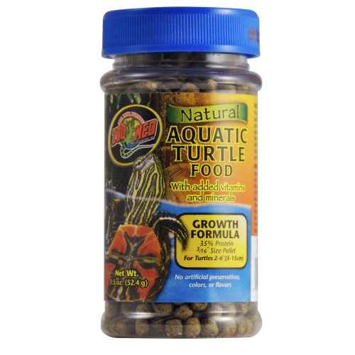 Aquatic Turtle Food Growth 52gr