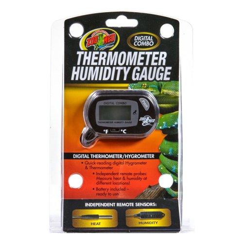 Digitale Combo Thermometer-Vochtigheidsmeter
