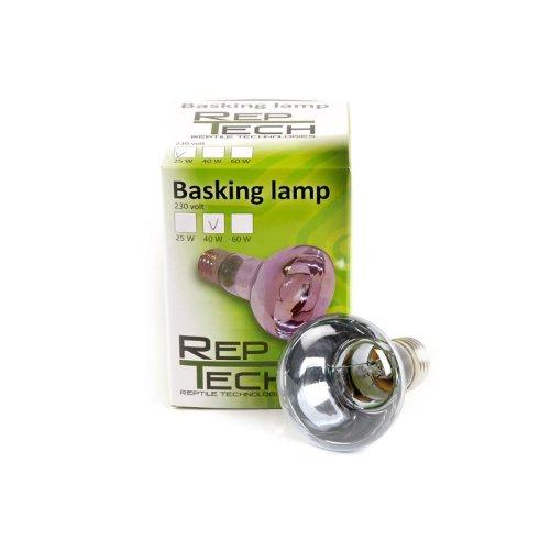Reptech Basking Neodymium UVA Lamp 40W