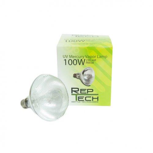 Reptech Kwikdamplamp UV 100W