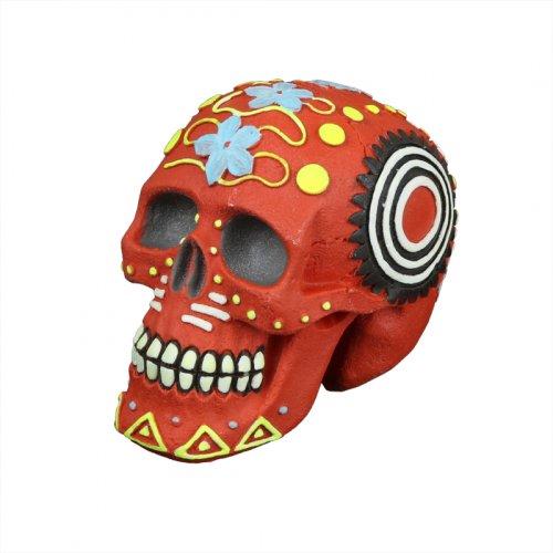 Dia de Los Muertos - Meerkleurige Schedel 1